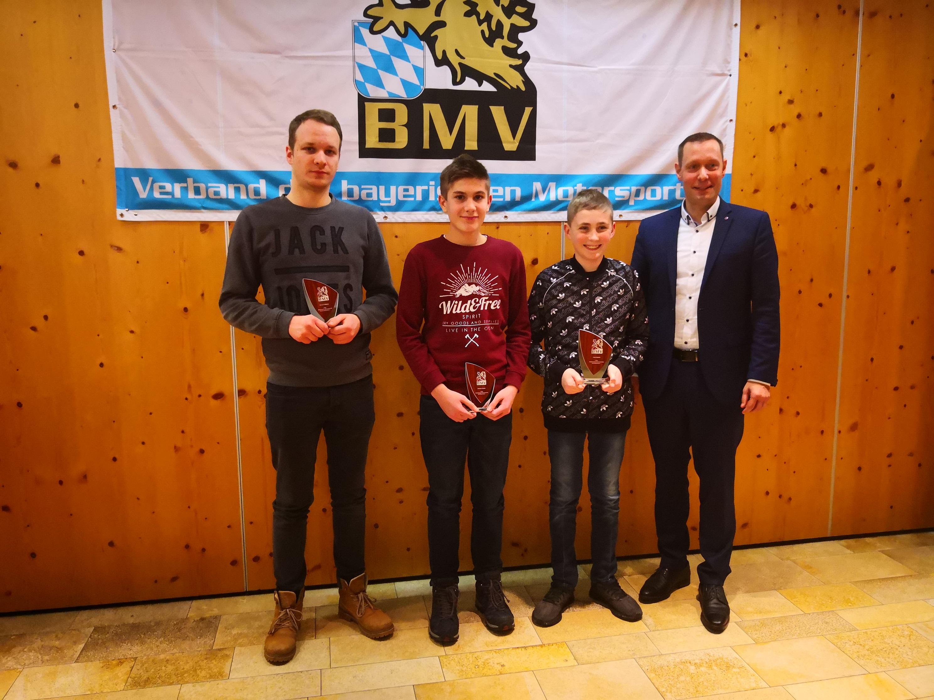 Meisterehrung BMV Mittelfranken