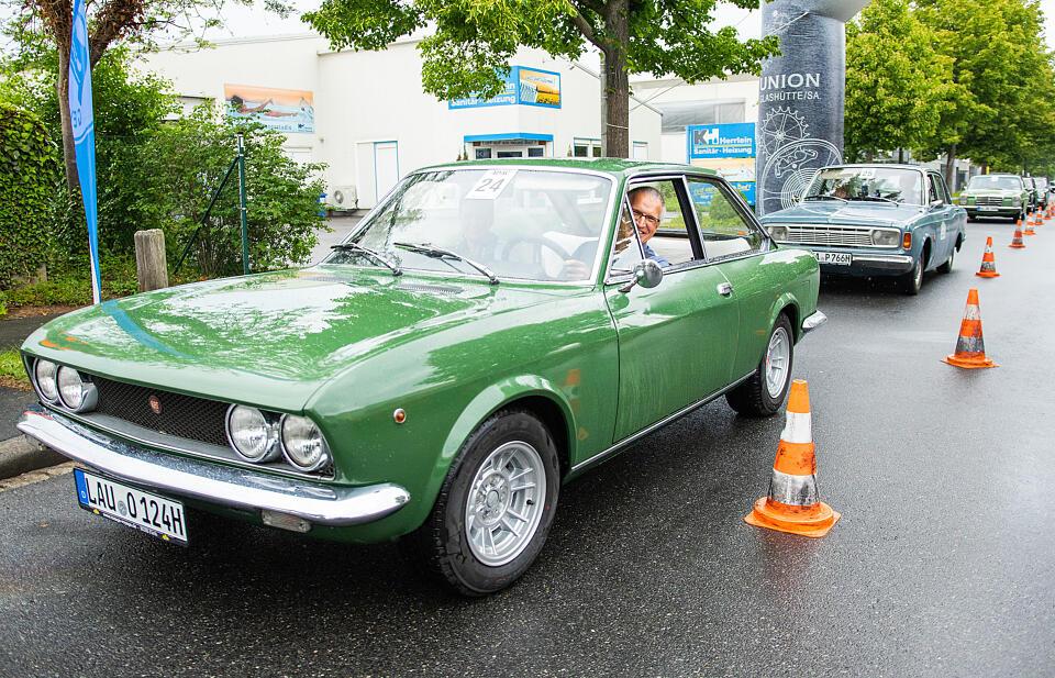 Peter und Petra Gehret – Nordbayerischer ADAC Pokal für historische Automobile und Motorräder