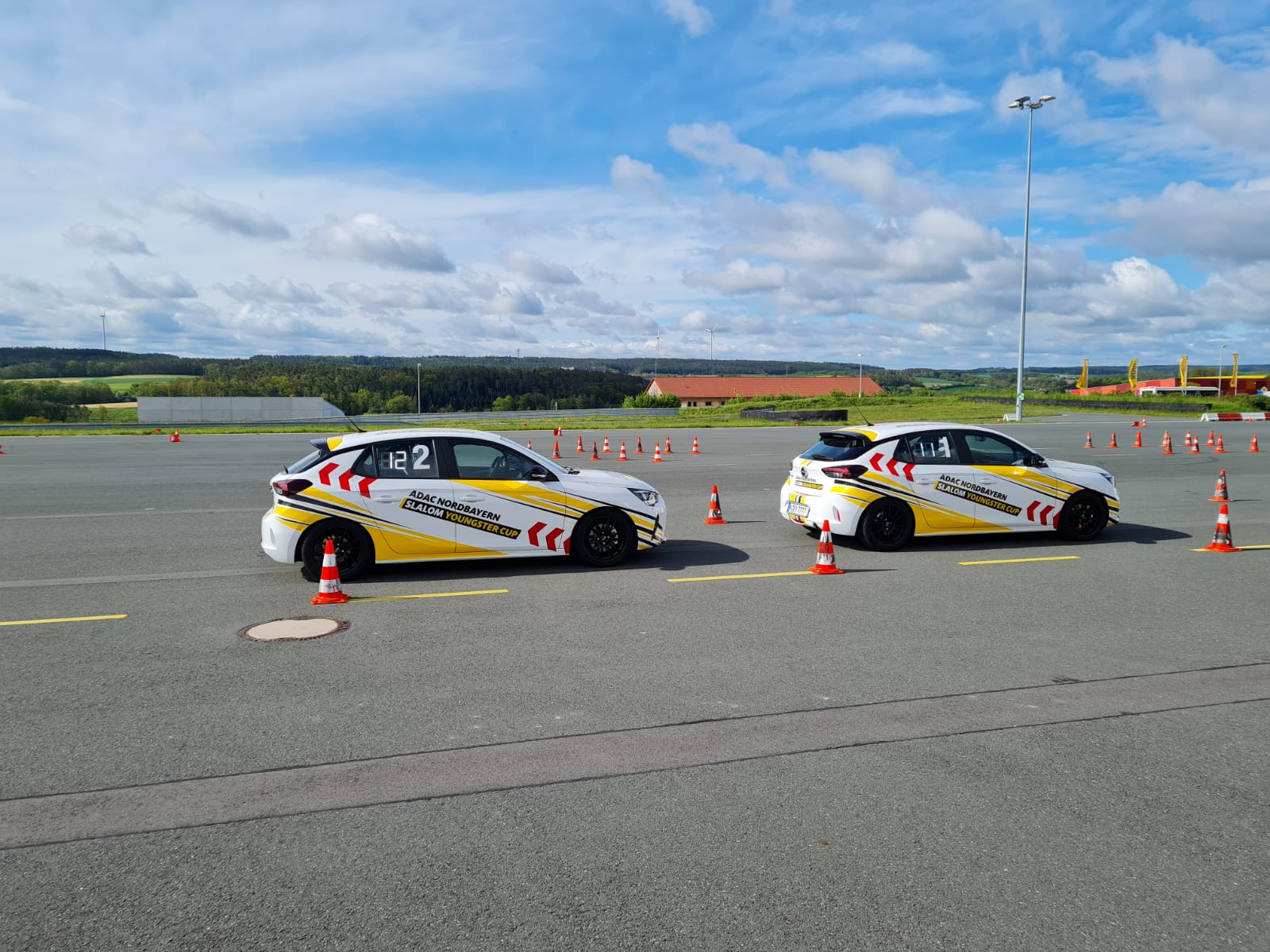 Slalom Youngster Cup 2021 Sichtungslehrgang